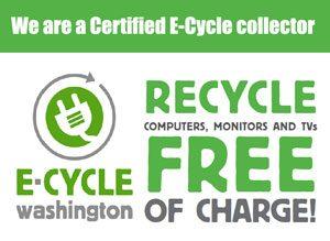 E-Cycle Washington